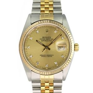 Rolex Datejust 16233 Two-Tone All Factory